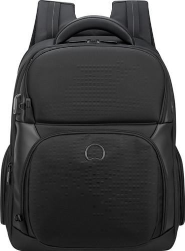 Delsey Quarterback Premium 2-Pocket Backpack - 15.6 Inch Main Image