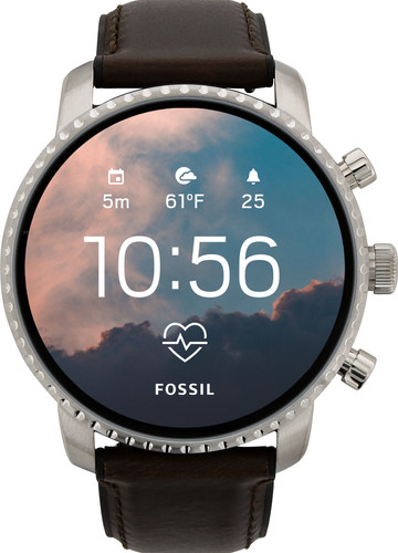 Fossil Q Explorist Gen 4 FTW4015 Main Image