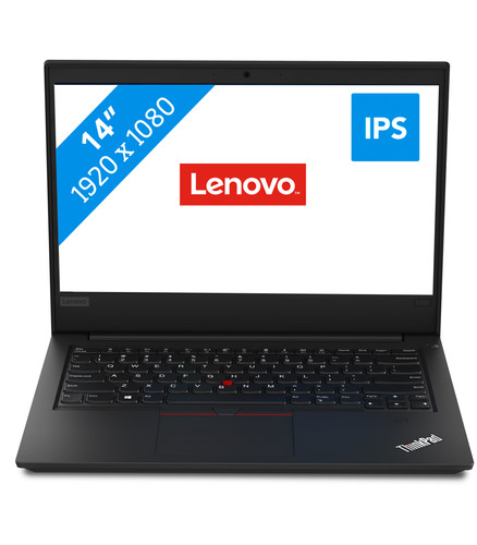 Lenovo ThinkPad E490 - i5-8GB-256GB Main Image