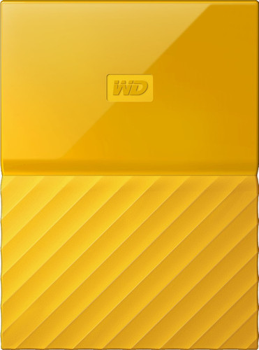 WD My Passport 2TB Yellow Main Image