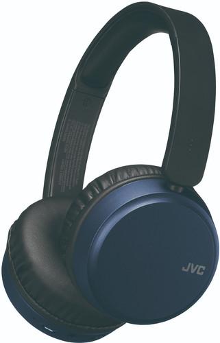 JVC HA-S65BN Blue Main Image