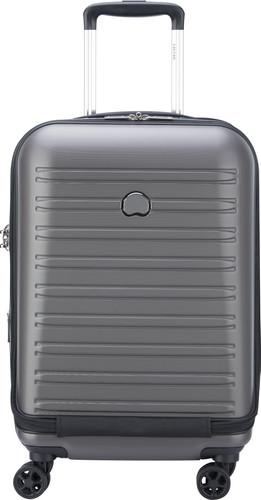 Delsey Segur 2.0 Business Front Pocket Spinner 55cm Grey Main Image