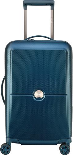 Delsey Turenne 55cm Spinner Blauw Main Image
