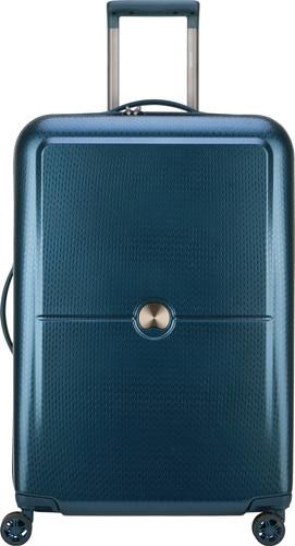 Delsey Turenne 70cm Spinner Blauw Main Image