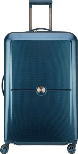 Delsey Turenne 75cm Spinner Blauw Main Image