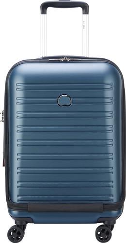 Delsey Segur 2.0 Business Front Pocket Spinner 55cm Blue Main Image