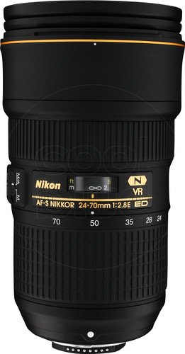 Nikon AF-S Nikkor 24-70mm f/2.8E ED VR Main Image