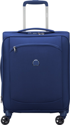Delsey Montmartre Air 2.0 Spinner 55cm Blue Main Image
