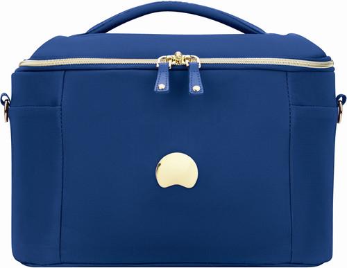 Delsey Montrouge Beauty Case Blue Main Image