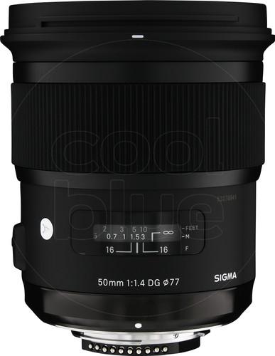 Sigma 50mm f/1.4 DG HSM Art Nikon Main Image