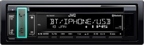 JVC KD-T801BT Main Image