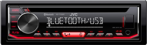 JVC KD-T702BT Main Image
