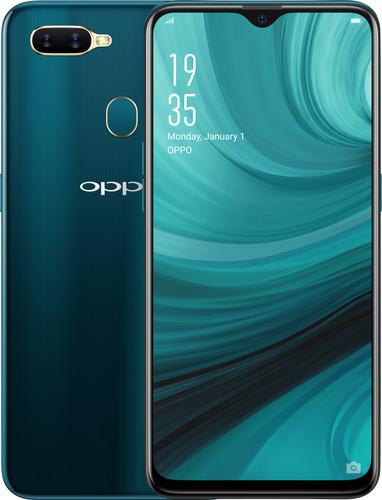 Oppo AX7 Blauw Main Image