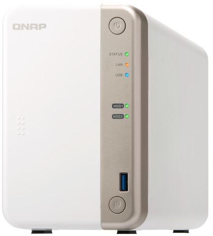 QNAP TS-251B 2GB Main Image