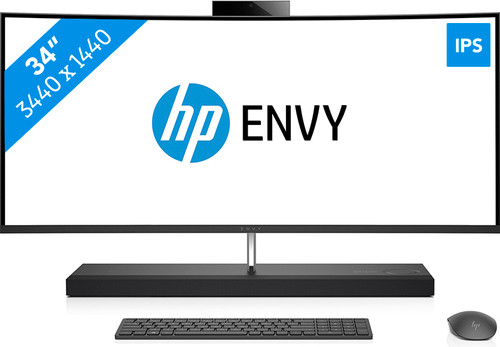 HP ENVY Curved  All-in-One 34-b150nd Main Image