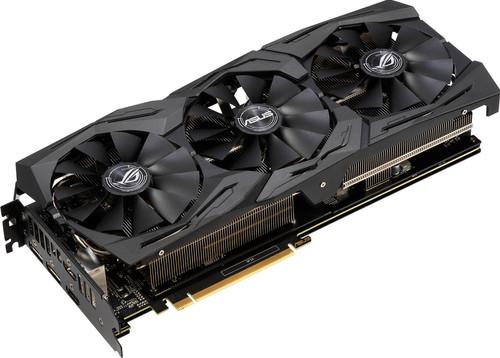 Asus Geforce ROG Strix RTX 2060 O6G Gaming Main Image