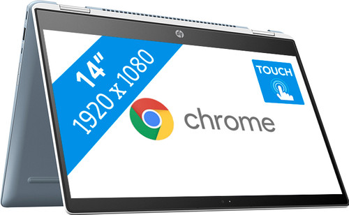 HP Chromebook x360 14-da0500nd Main Image