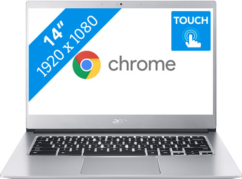 Acer Chromebook 514 CB514-1HT-C3EG Main Image