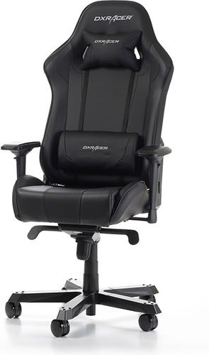 DXRacer KING Gaming Chair Zwart Main Image