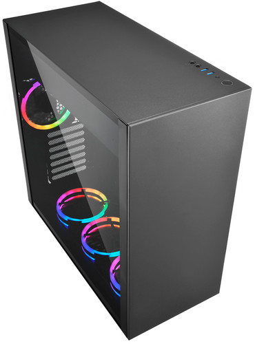 Sharkoon Pure Steel RGB Black Main Image