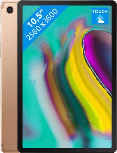 Samsung Galaxy Tab S5e 64GB WiFi Goud Main Image