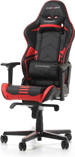 DXRacer RACING PRO Gaming Chair Zwart/Rood Main Image