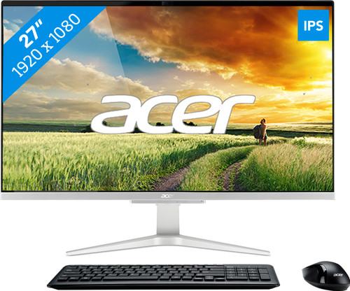 Acer Aspire C27-865 I3528 NL All-in-One Main Image