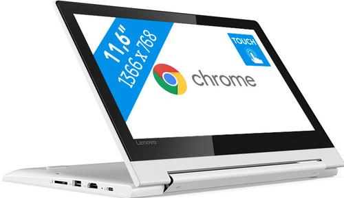 Lenovo Chrome C330 11.6-inch 4GB 64GB White Main Image