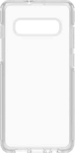 OtterBox Symmetry Clear Samsung Galaxy S10 Plus Back Cover Transparant Main Image