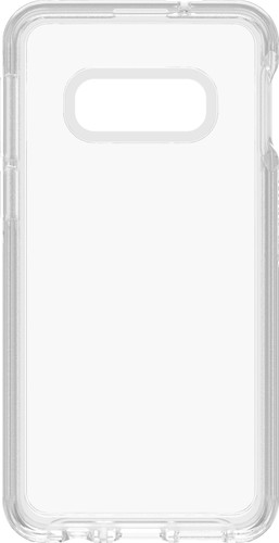 OtterBox Symmetry Clear Samsung Galaxy S10e Back Cover Transparant Main Image
