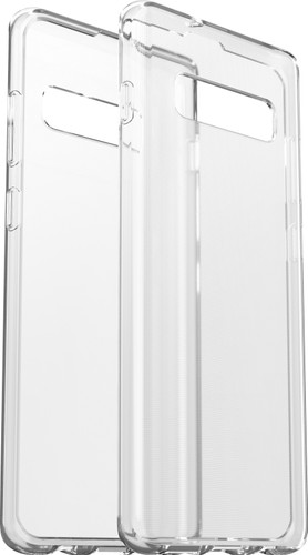 OtterBox Clearly Protected Skin Samsung Galaxy S10 Plus Back Cover Transparent Main Image
