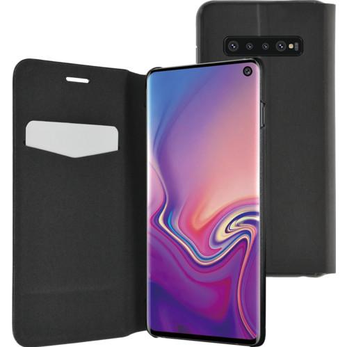 Azuri Booklet Ultra Thin Samsung Galaxy S10e Book Case Black Main Image