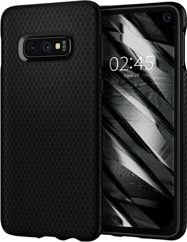 Spigen Liquid Air Samsung Galaxy S10e Back Cover Black Main Image