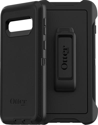 OtterBox Defender Samsung Galaxy S10 Back Cover Zwart Main Image