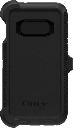 OtterBox Defender Samsung Galaxy S10e Full Body Case Zwart Main Image