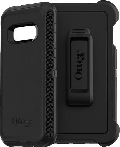 cheap for discount 53385 0d00e OtterBox Defender Samsung Galaxy S10e Full Body Case Black