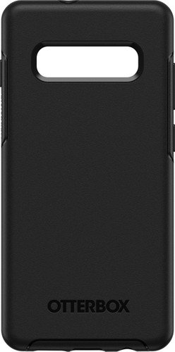 OtterBox Symmetry Samsung Galaxy S10 Plus Back Cover Zwart Main Image
