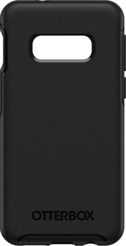 OtterBox Symmetry Samsung Galaxy S10e Back Cover Black Main Image