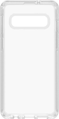 OtterBox Symmetry Clear Samsung Galaxy S10 Back Cover Transparant Main Image