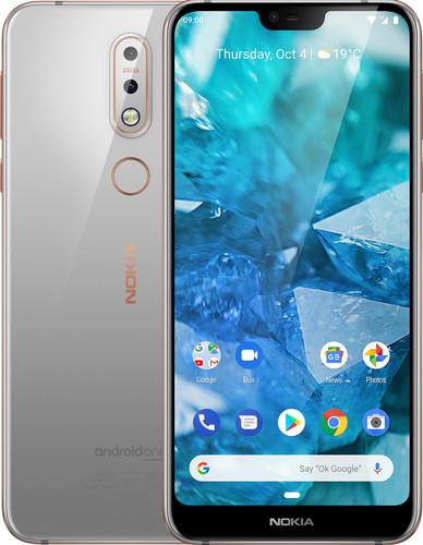 Nokia 7.1 Grijs Main Image