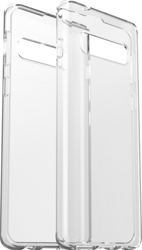 OtterBox Clearly Protected Skin Samsung Galaxy S10 Back Cover Transparent Main Image