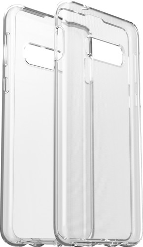 OtterBox Clearly Protected Skin Samsung Galaxy S10e Back Cover Transparent Main Image