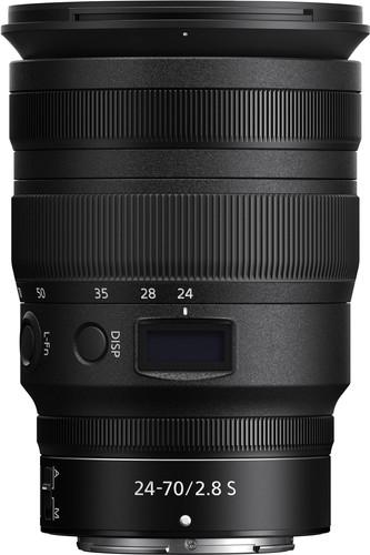 Nikon NIKKOR Z 24-70mm f/2.8 S Main Image