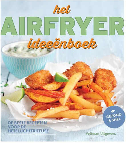 Bowls & Dishes - The airfryer idea book Main Image