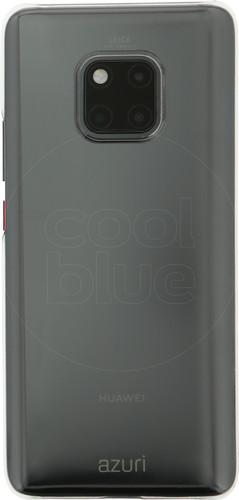 Azuri Huawei Mate 20 Pro Back Cover Transparent Main Image