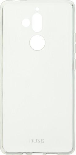 Azuri Glossy TPU Nokia 7 Plus Back Cover Transparant Main Image