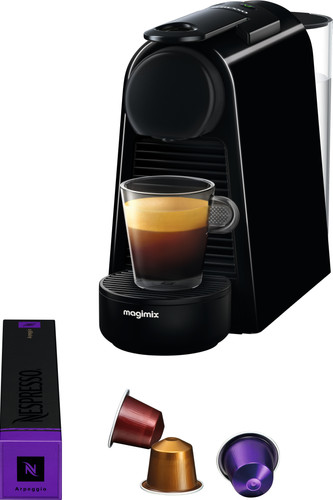 Magimix Nespresso Essenza Mini Black Main Image