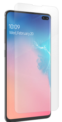 InvisibleShield Ultra Clear Samsung Galaxy S10 Plus Screen Protector Plastic Main Image