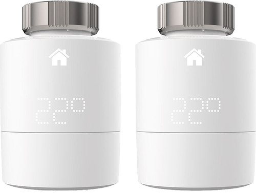 Tado Smart Radiator Thermostat 2 Units Main Image