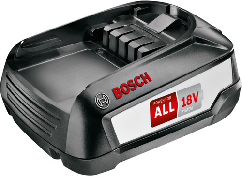 Bosch uitwisselbare accu 18V Main Image
